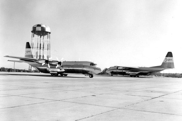 Lockheed L-100 linii Safair (fot. Lockheed Martin)