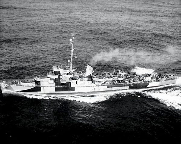 USS Atherton