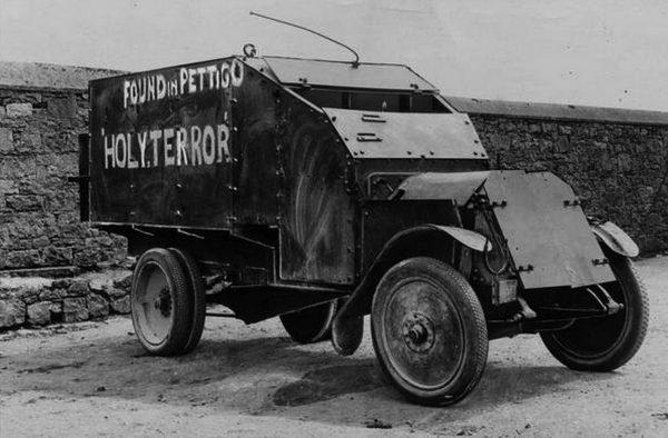 Lancia Armoured Car