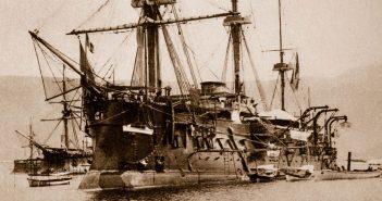 Okręty pancerne typu Colbert