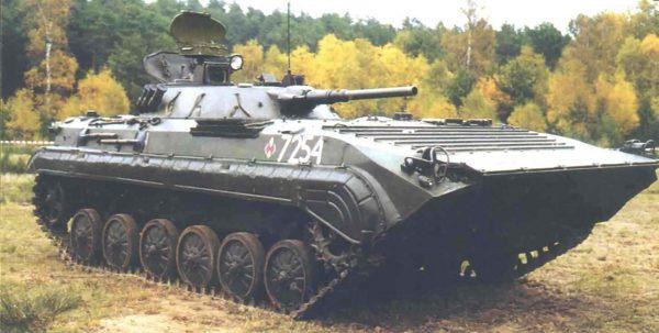 Polski BRM-1