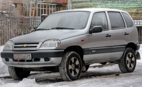 Chevrolet Niva (fot Atorero/Wikimedia Commons)