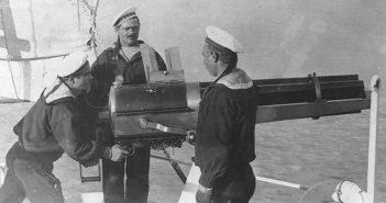 Wielolufowe działka Hotchkiss M1873 i M1879