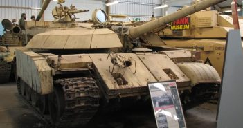 T-55 Enigma - iracka modernizacja T-55