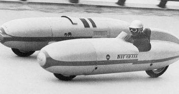 1948 Tarf Gilera - zapomniany projekt Piero Taruffi