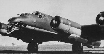 Piaggio P.108 - zapomniany włoski czterosilnikowy bombowiec