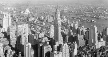Chrysler Building - jedna z ikon Nowego Jorku