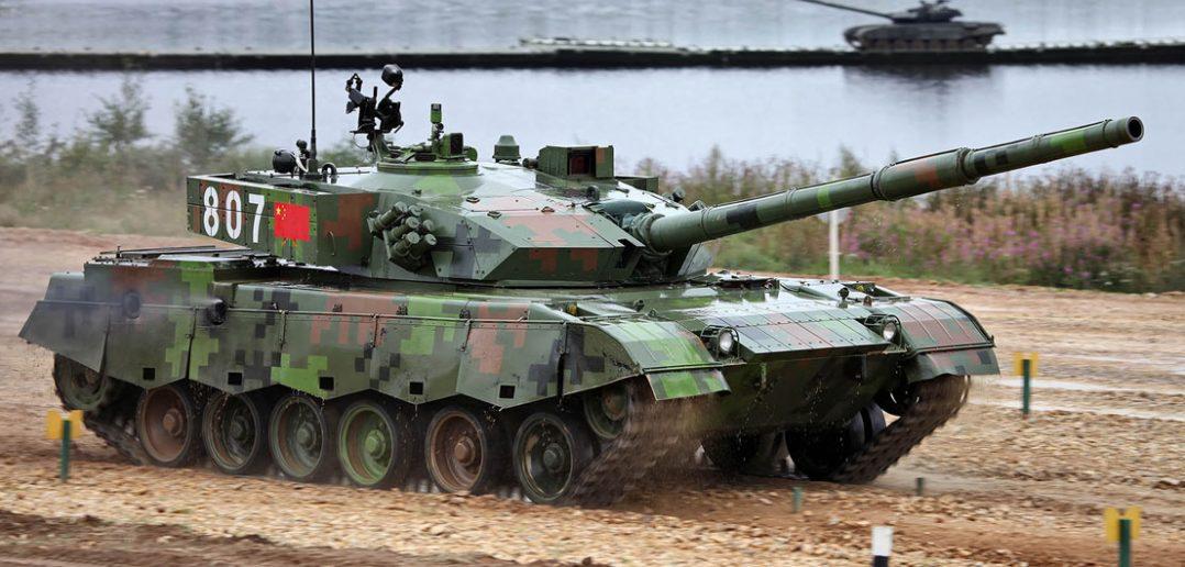 Chiński czołg podstawowy Typ 96