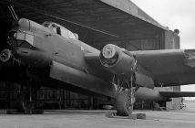 Avro Lincoln - ostatni brytyjski bombowiec z silnikami tłokowymi