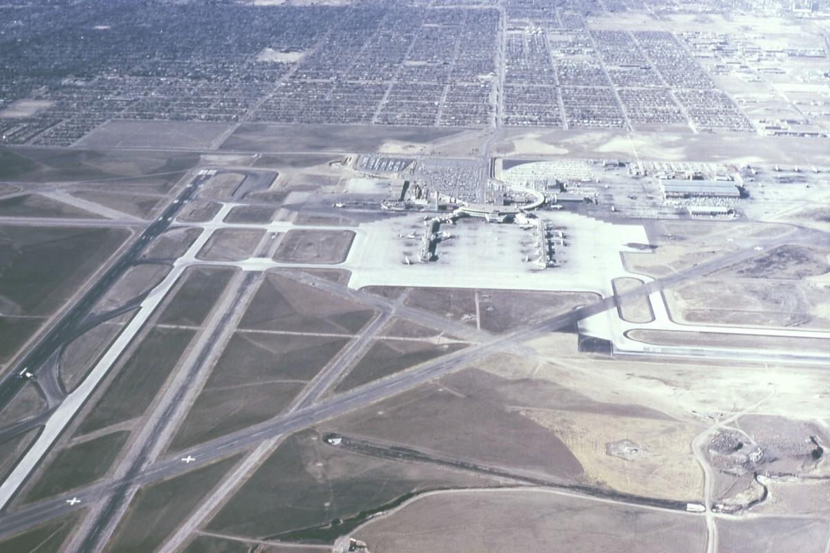 Aerial photos of denver international airport The definitive guide to Denver International Airport s biggest
