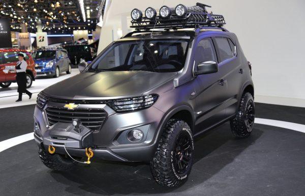 Nowy Chevrolet Niva (fot. Milhouse35/Wikimedia Commons)