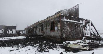 Zapomniane bazy antarktyczne na Deception Island