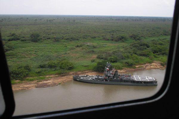 Brazylijski monitor rzeczny Parnaíba
