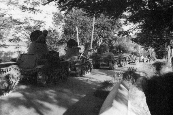 Tankietki Type 94 Te-Ke