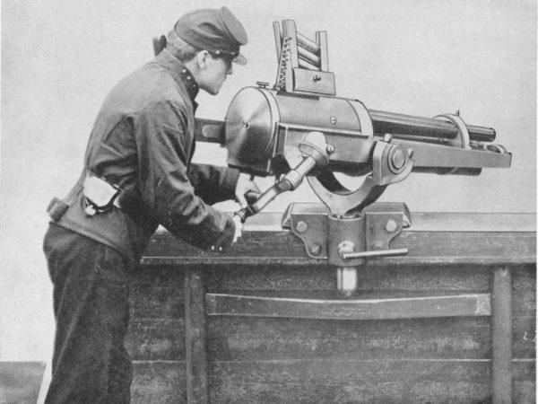 Hotchkiss M1879 kalibru 47 mm