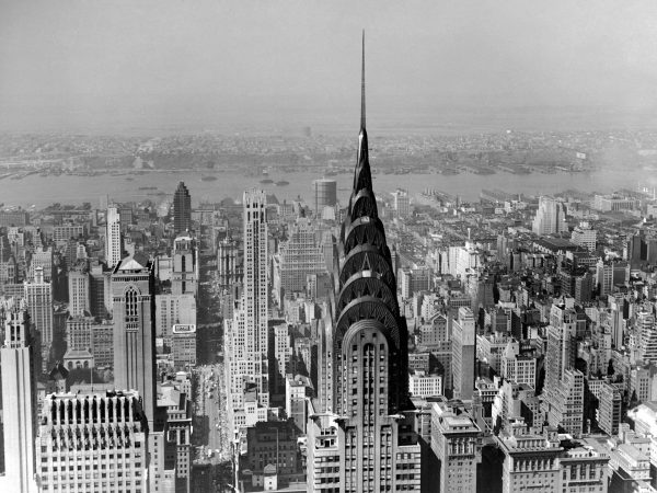 Chrysler Building (fot. Frederic Lewis/Getty Images)