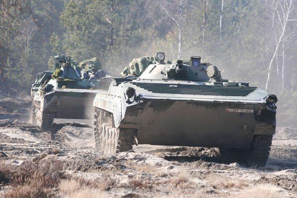 Polski BWP-1
