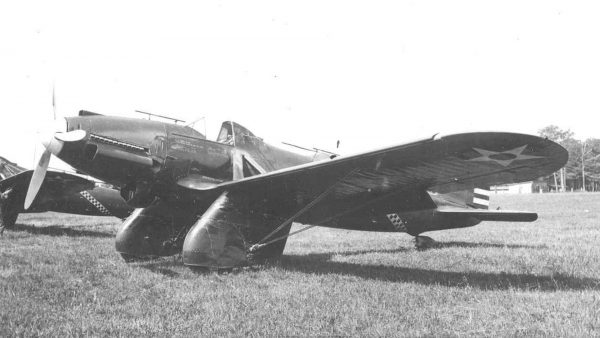 Curtiss A-8A