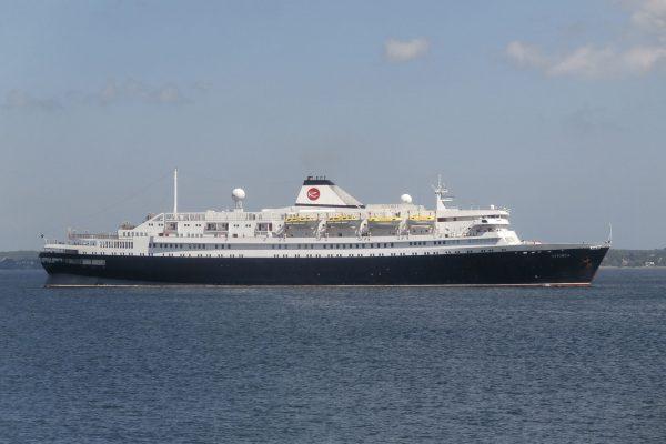 MV Astoria