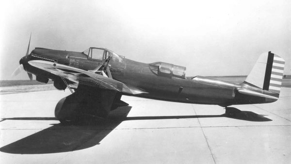 Curtiss Y1A-8
