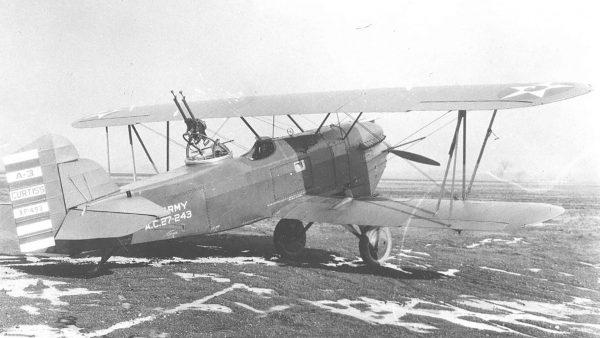 Curtiss A-3 Falcon