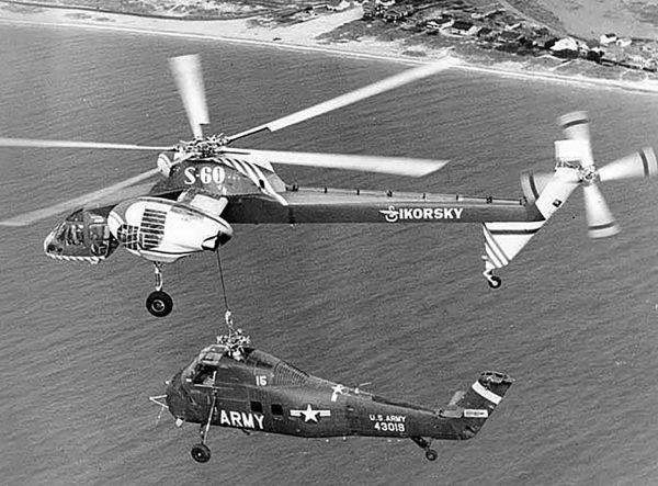 Sikorsky S-60
