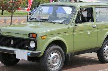 Łada Niva - radziecki siermiężny (prawie) SUV