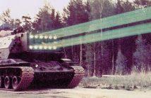 1K17 Kompresja - radziecki kompleks laserowy