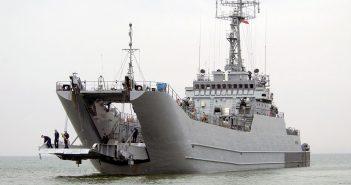 Okręty transportowo-minowe projektu 767 typu Lublin