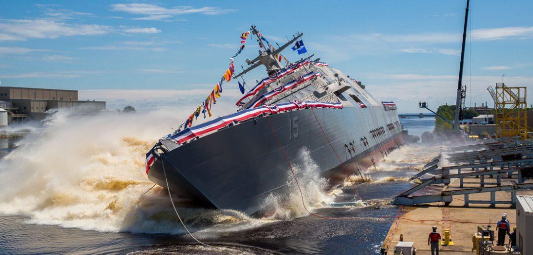USS Billings (LCS-15) - piętnasty littoral combat ship US Navy