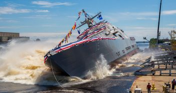 USS Billings (LCS-15) - piętnasty littoral combat ship US Navy