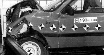 Testy zderzeniowe polskich samochodów - filmy