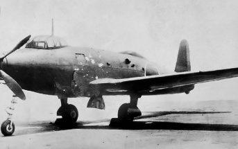 Kugisho R2Y1 Keiun - zapomniany japoński samolot rozpoznawczy