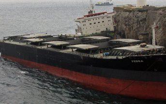 Katastrofa MV Fedra u wybrzeży Gibraltaru