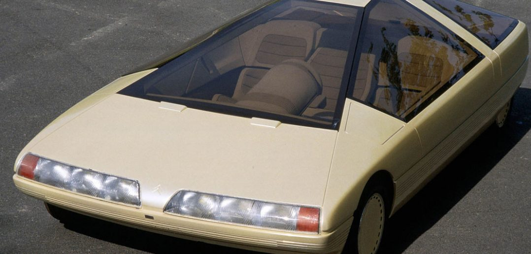 Wyjątkowy Citroën Karin Concept
