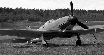 VL Pyörremyrsky - myśliwiec który nie zdążył na wojnę