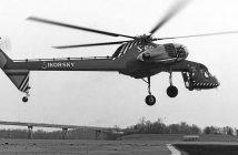 Prototyp latającego dźwigu Sikorsky S-60