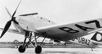Eksperymentalny samolot wysokościowy Junkers Ju 49