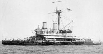 HMS Devastation - pancernik który wyprzedził swoje czasy