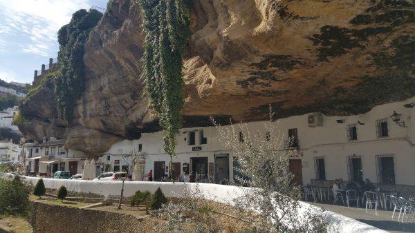 Setenil de las Bodegas (fot. pxhere.com)