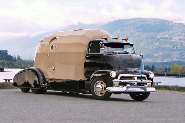 Chevrolet COE Tourliner (1954)