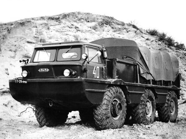 ZiŁ-132P