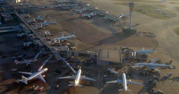 Heathrow - największe lotnisko w Europie