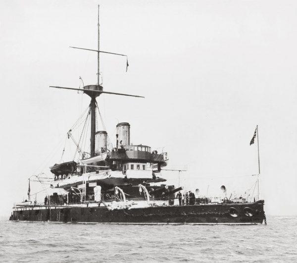 HMS Devastation