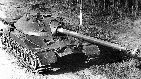 Czołg superciężki IS-7