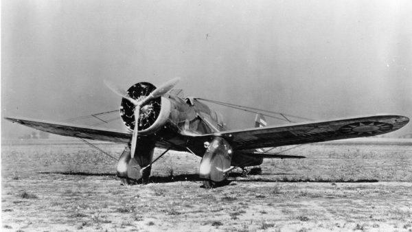 Chiński Curtiss A-12