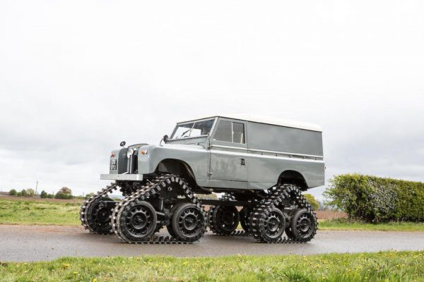 Cuthbertson Land Rover z 1958 roku (fot. silodrome.com)