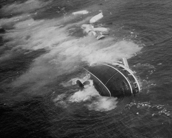 Tonąca Andrea Doria