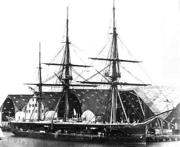 HMS Captain