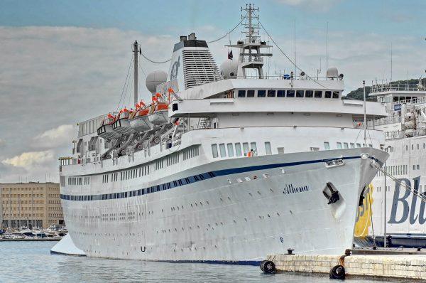 MV Athena (fot. Ivan T.)